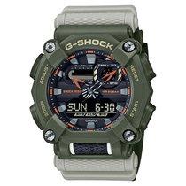 Casio G-Shock GA-900HC-3ADR Nové Plast 52.8×49.5×16.9mmmm Quartz
