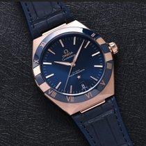 歐米茄 Constellation 新的 自動發條 附正版包裝盒和原版文件的手錶 131.63.41.21.03.001