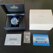 Seiko Prospex Сталь 43.8mm Синий Без цифр