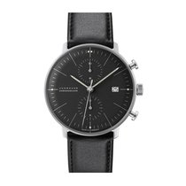 Junghans Steel 40mm Automatic 027/4601.00 new Malaysia