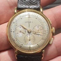 Lemania pre-owned Manual winding 35mm Not water resistant