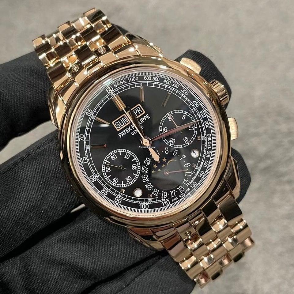 Patek Philippe Perpetual Calendar Chronograph 5270/1R-001 nouveau