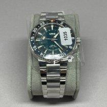 Oris Stahl 43.5mm Automatik 01 798 7754 4175-Set neu Schweiz, Horgen