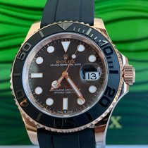 Rolex Yacht-Master 40 Rose gold 40mm Black No numerals UAE, Dubai