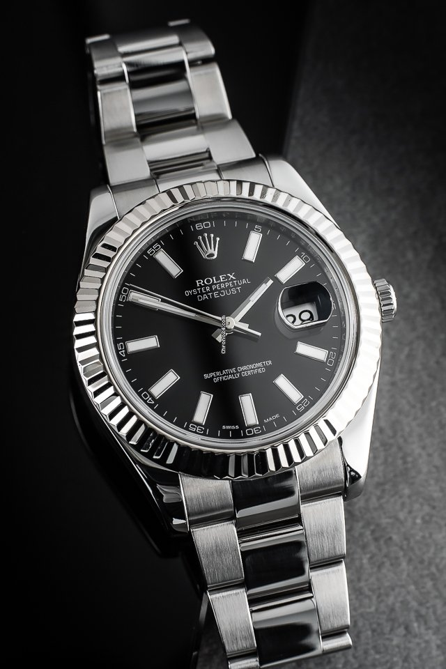 Rolex Datejust II 116334 2011 używany