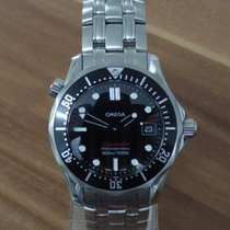 Omega Seamaster Diver 300 M Acero 36mm Negro Sin cifras