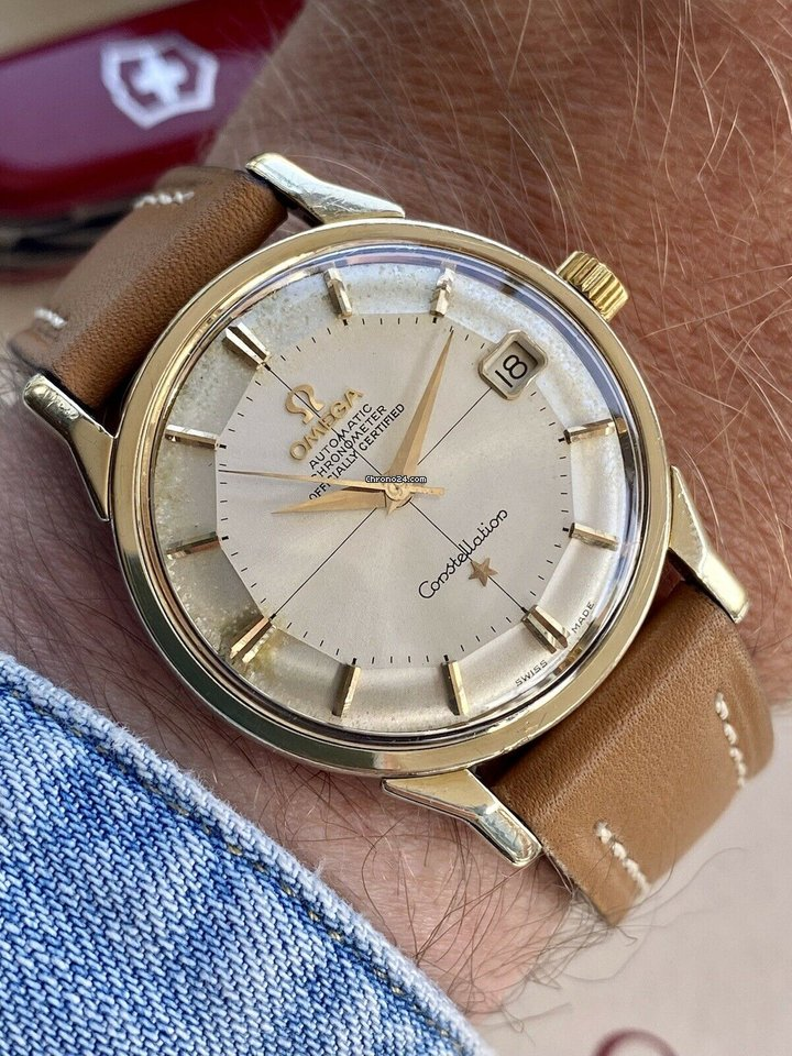 Omega Constellation 1962 pre-owned