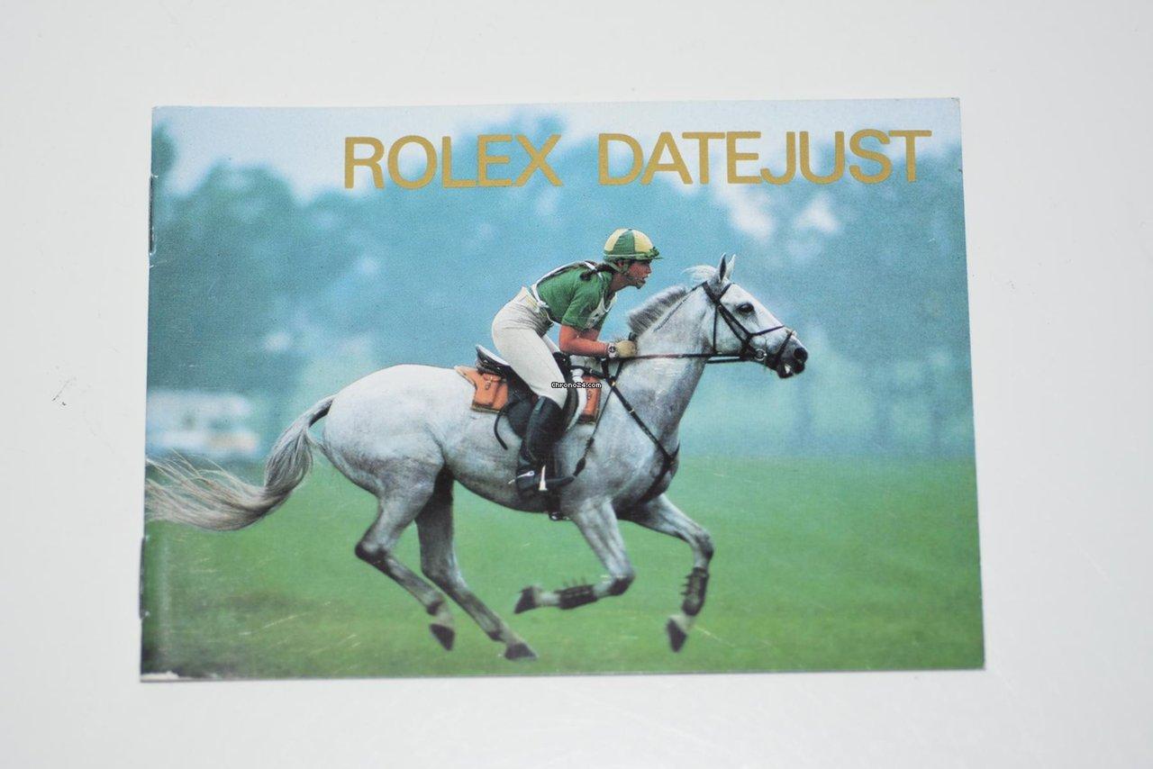 Rolex Datejust 1997 подержанные