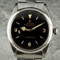 勞力士 1002 鋼 1967 34mm 二手
