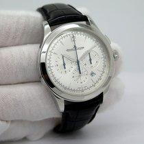 Jaeger-LeCoultre Master Chronograph Steel 40mm Silver Arabic numerals United States of America, Florida, Orlando