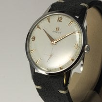 Omega Steel 38mm Manual winding 2272 -6 pre-owned