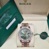 Rolex Day-Date 40 Rose gold Roman numerals UAE, Dubai, UAE