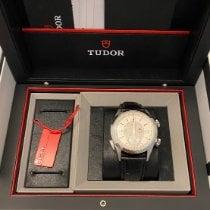 Tudor Heritage Advisor pre-owned 42mm Silver