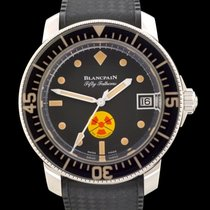 Blancpain Steel 40.3mm Automatic 5008D1130 new