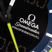 Omega Speedmaster Skywalker X-33 Titanium 45mm Blue No numerals