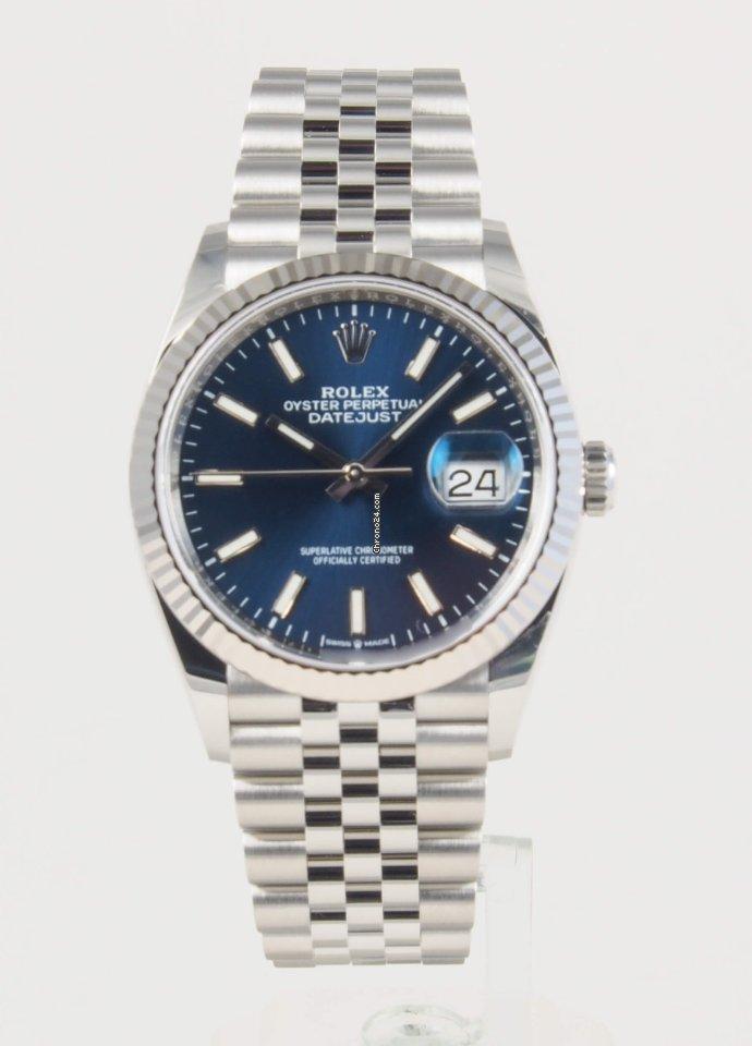 Rolex Datejust 126234-0017 2021 new