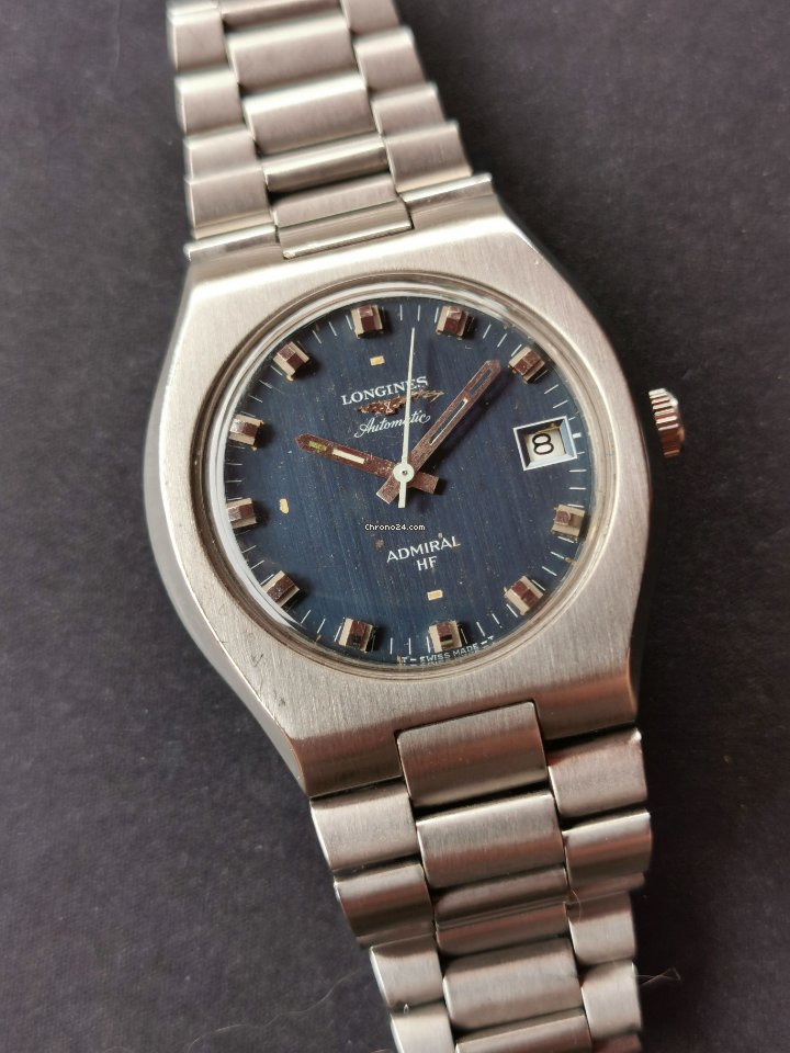 Longines Admiral Longines ADMIRAL HF Automatic 1970 pre-owned
