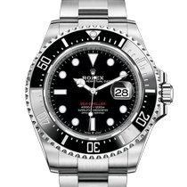 Rolex Sea-Dweller Steel 43mm Black No numerals United States of America, California, Beverly Hills