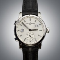 Ulysse Nardin Dual Time new 2021 Automatic Watch with original box and original papers 3343-126/91