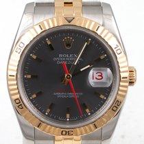 Rolex Datejust Turn-O-Graph Gold/Steel 36mm Grey No numerals United States of America, Florida, Largo