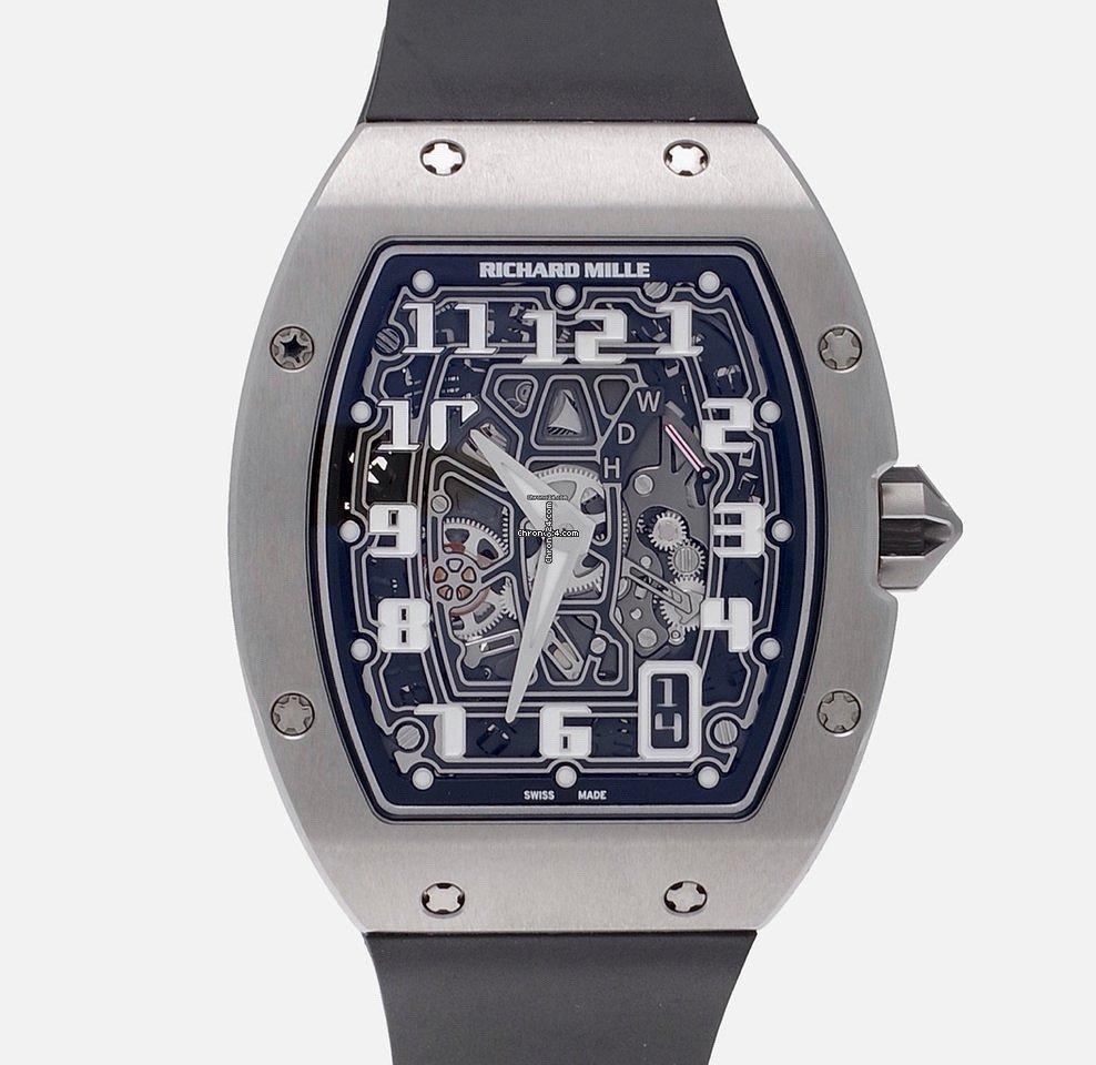 Richard Mille RM 67 RM67-01 Ti 2021 new