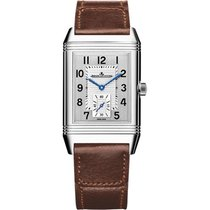 Jaeger-LeCoultre Reverso Classic Small Steel 45mm Arabic numerals United States of America, New York, New York
