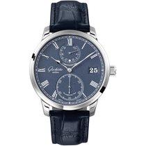 Glashütte Original Senator Chronometer new Automatic Watch with original box and original papers 1-58-01-05-34-30