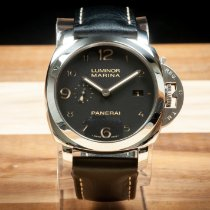 Panerai new Automatic 44mm Steel Sapphire crystal