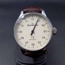 Meistersinger pre-owned Manual winding 38mm White