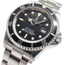 Rolex Sea-Dweller Acero 40mm Negro