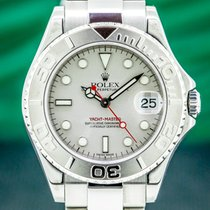 Rolex 168622 Çelik Yacht-Master 35mm