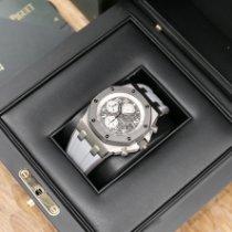 Audemars Piguet 26470IO.OO.A006CA.01 Titane 2020 Royal Oak Offshore Chronograph 42mm nouveau France, Paris