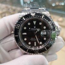 Rolex 126600-0001 Staal 2021 Sea-Dweller 4000 43mm nieuw