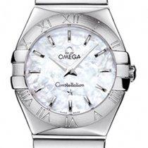 Omega Constellation Quartz Steel 27mm United States of America, California, Moorpark