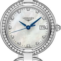 Longines Equestrian Steel 30mm Mother of pearl United States of America, California, Moorpark