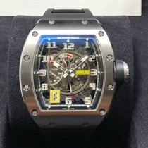 Richard Mille RM 030 Titanium 50mm Transparent Arabic numerals