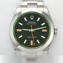 Rolex Milgauss Stahl 40mm Schwarz Deutschland, München