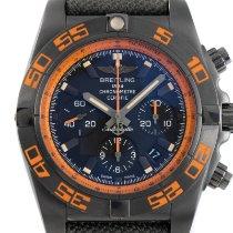 Breitling Chronomat 44 Raven Acero 43mm Negro