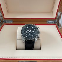 Omega Speedmaster Professional Moonwatch Moonphase Acero 44,2mm Negro