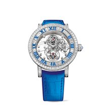 Corum White gold Transparent 46mm pre-owned