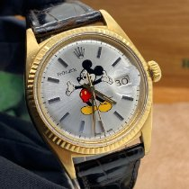 Rolex Datejust 1601 Very good Yellow gold 36mm Automatic