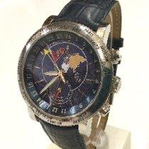 Corum Admiral's Cup GMT 44 Acero Azul