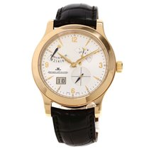 Jaeger-LeCoultre Master Eight Days Rose gold 41mm Silver