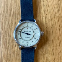 Meistersinger Perigraph AM1003 Very good Steel 43mm Automatic United Kingdom, Hinckley