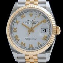 Rolex 126233 Oro/Acciaio 2021 Datejust 36mm nuovo Italia, Roma