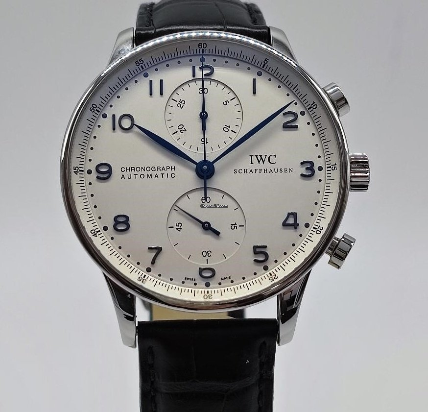 IWC Portuguese Chronograph IW371446 pre-owned