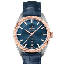 Omega Globemaster new 2021 Automatic Watch with original box and original papers 130.23.39.21.03.001
