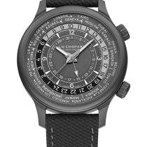 Chopard Titanium Automatic Black Arabic numerals 42mm new L.U.C