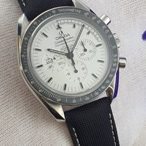 Omega Speedmaster Professional Moonwatch Acél 42mm Fehér Számjegyek nélkül