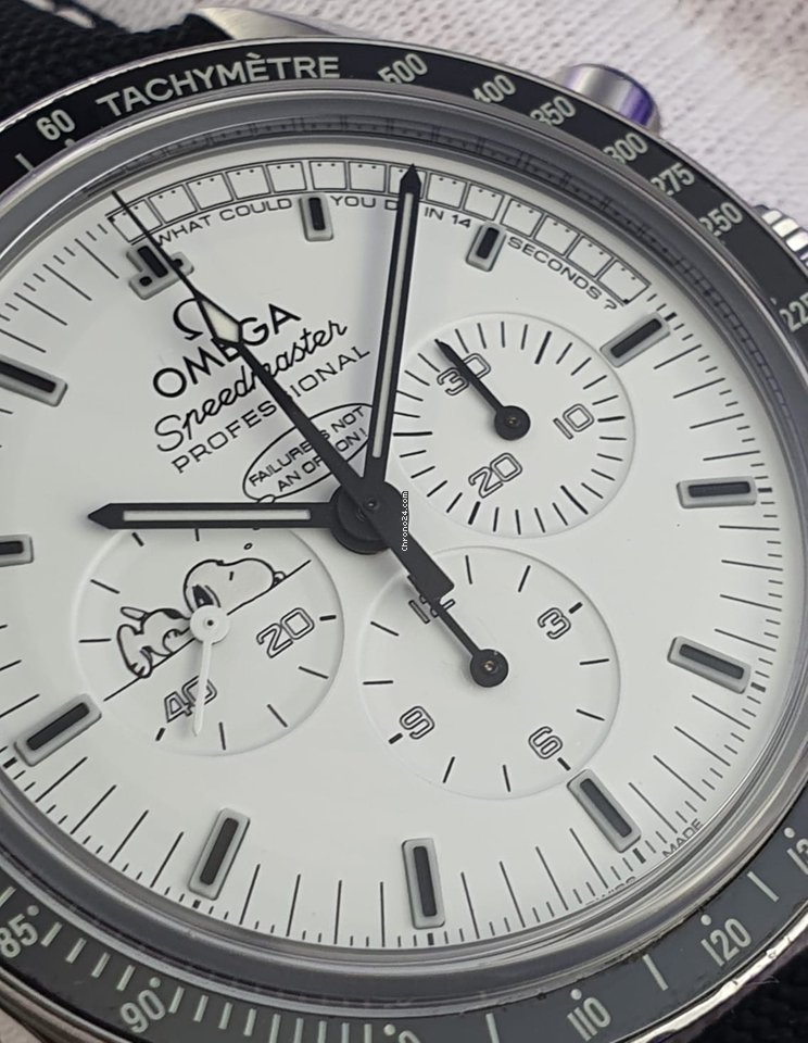 Omega Speedmaster Professional Moonwatch 311.32.42.30.04.003 2016 pre-owned
